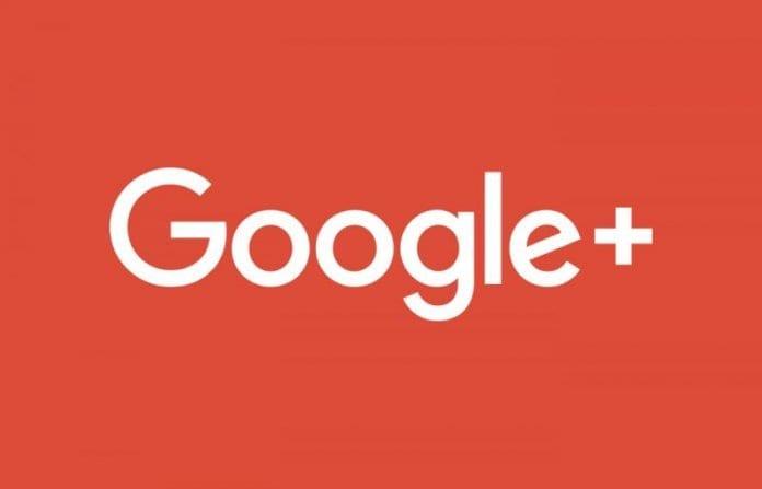 Социалната мрежа Google+