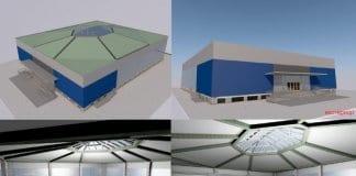 Нов закрит плувен комплекс ще бъде изграден в Русе
