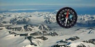 Земният магнитен Северен полюс