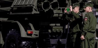 Забраниха на руските военни да използват смартфони
