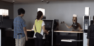 Японски хотел се провали заради работата на 243 робота