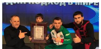 6-годишно момче постави световен рекорд