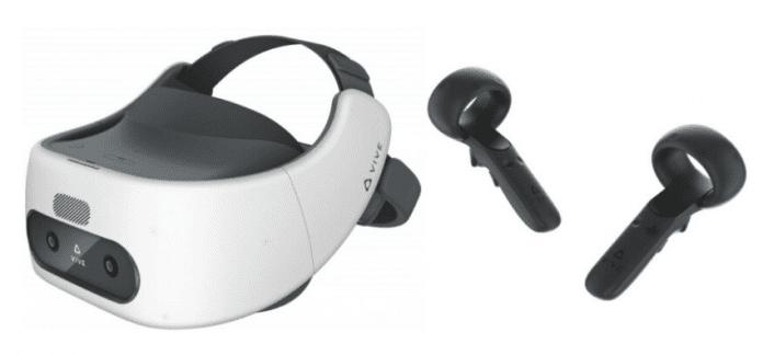 Самостоятелен VR шлем