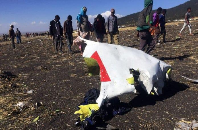 ethiopian Boeing