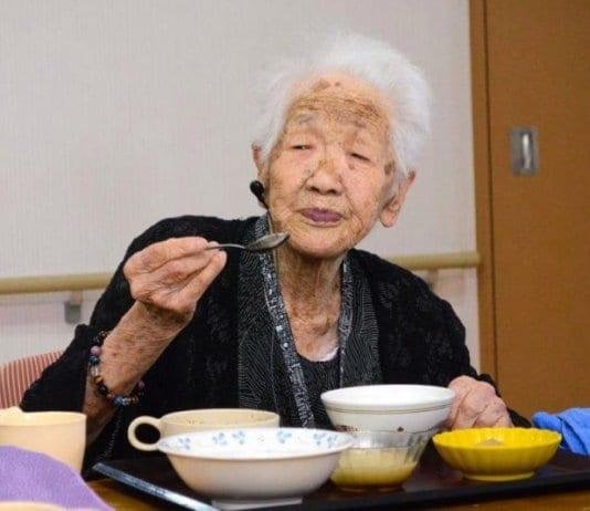 116-годишна японка