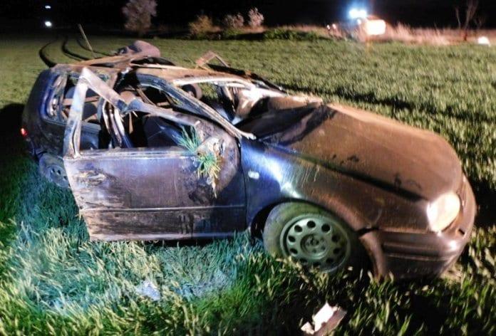 19-годишно момиче загина при тежка катастрофа край Разград