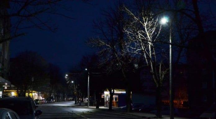Община Разград обнови уличното осветление
