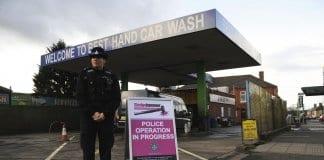 Car wash slavery operation