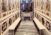 Отвориха Светите стъпала, по които е преминал Христос