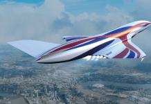 Иновация при свръхзвуковите самолети