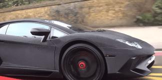 Рускиня покри Lamborghini Aventador с 2 млн. кристала