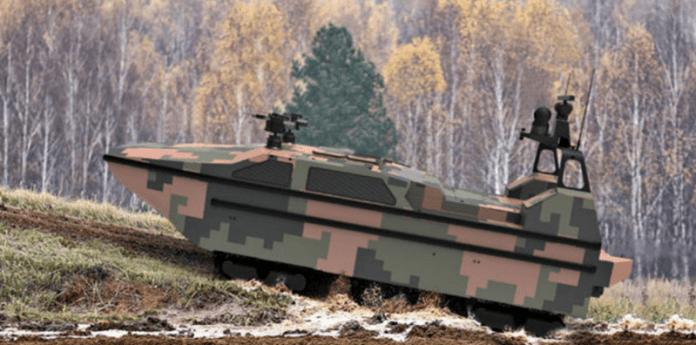 Китайската армия представи новата си машина
