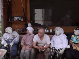 С кукли срещу самотата в Япония