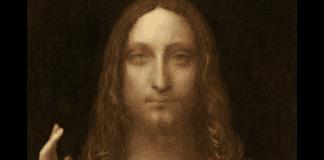 """Изчезна """"Спасителят на света"""" на Леонардо да Винчи"""