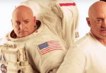 Престоят в Космоса води до множество промени в тялото
