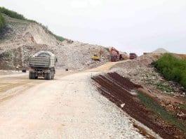 """Започна строителството на отсечката Боаза - пътен възел """"Дерманци"""""""