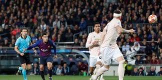 """""""Барселона"""" се класира за ½-финалите"""