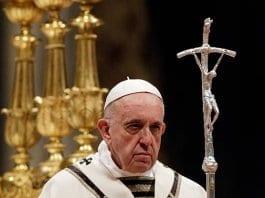 """Папата утвърди промяна на молитвата """"Отче наш"""""""