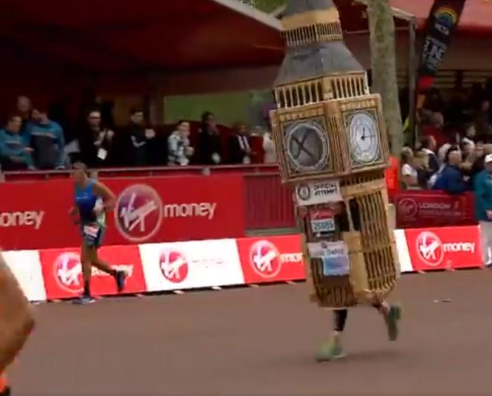 38 рекорда на Гинес са подобрени на маратона в Лондон