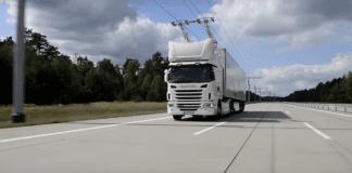 """Откриха първия """"електрически"""" аутобан в Германия"""