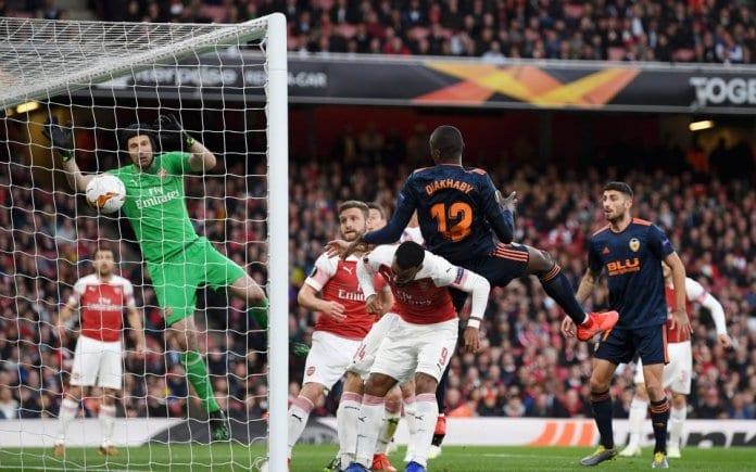 """""""Арсенал"""" е на крачка от финала в Лига Европа"""