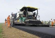 изпълнител за рехабилитацията на пътя Русе – Кубрат