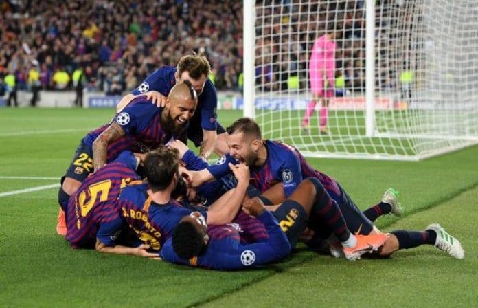 """""""Барселона"""" е на крачка от финал"""
