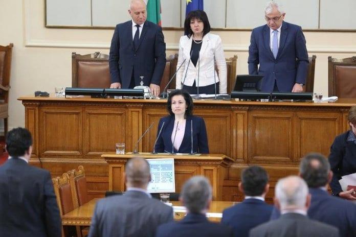 Десислава Танева за втори път оглави земеделското министерство