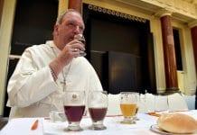 grimbergen monk beer