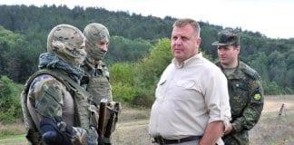 """Красимир Каракачанов ще даде старт на кампанията """"Бъди войник"""""""