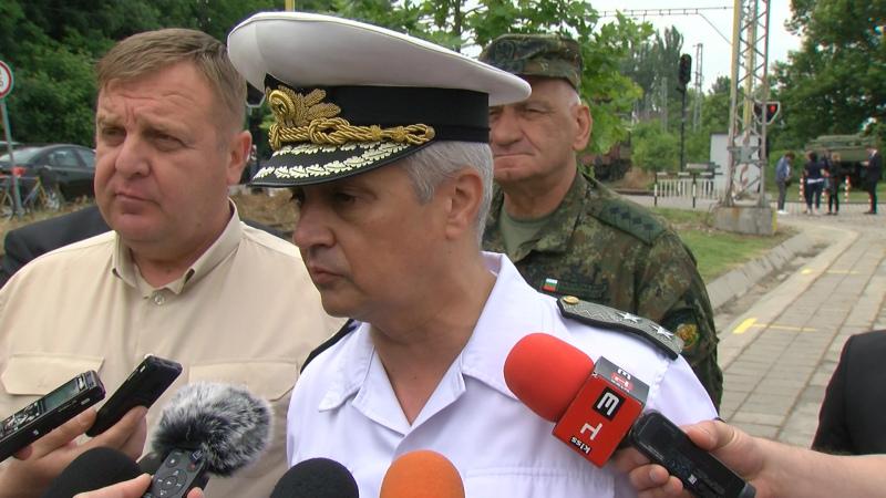 Военният министър