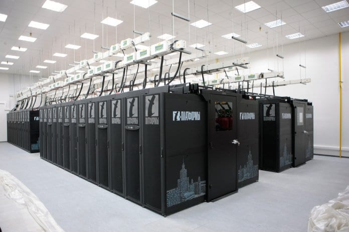 russian supercomputer