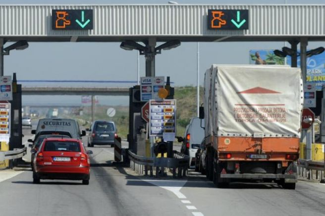 Плащането на тол такси по магистралите