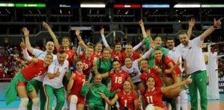 """""""Лъвиците"""" от националния отбор"""