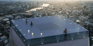 В Лондон обсъждат изграждането на първия в света 360-градусов басейн
