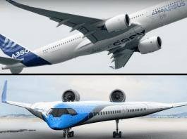 Холандската авиокомпания показа революционен самолет