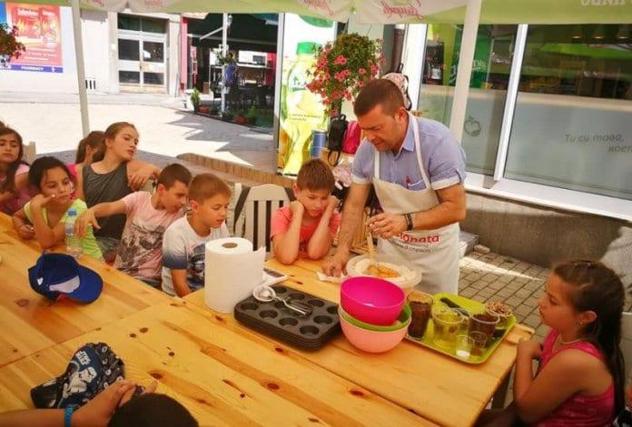 Ученическа кулинарна олимпиада