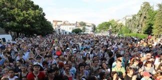 хиляди русенци и гости на града