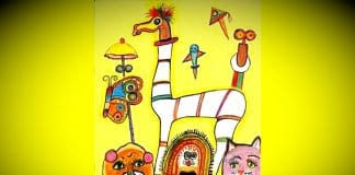 8-годишна художничка