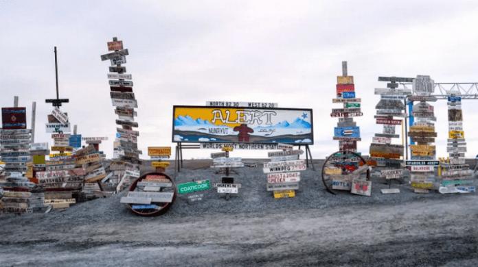 Рекордни температури в най-северното обитаемо селище на планетата
