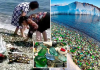 Китайски туристи унищожават Стъкления плаж край Владивосток