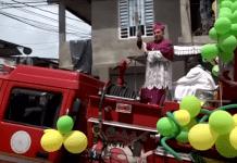 Свещеник извърши масов екзорсизъм на цял колумбийски град