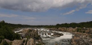 Река Потомак в САЩ се нагря до рекордните 34,3 градуса