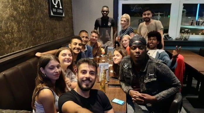 Младежи от Русе се включиха в Международен доброволчески проект