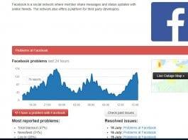 Социалните мрежи Facebook и Instagram
