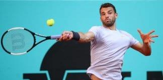 Григор Димитров записа първа победа от 2 месеца