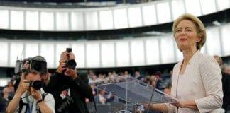Урсула фон дер Лайен е новият председател