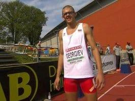 Венелин Георгиев не успя да се класира за финала на 200 метра