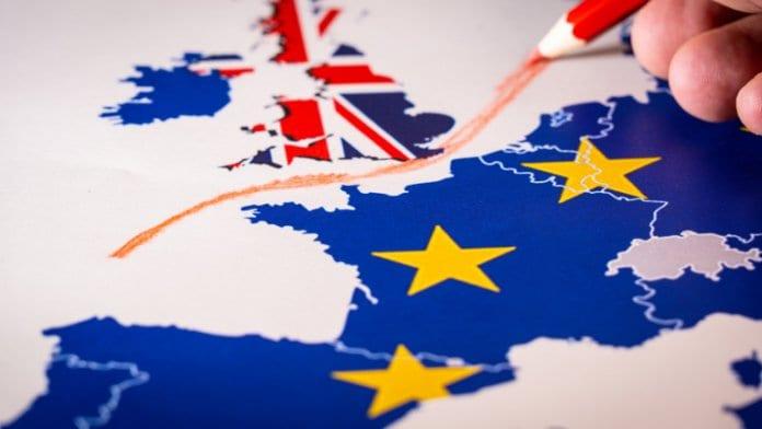 Край на свободното движение от и за Великобритания