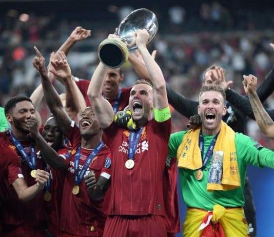 """""""Ливърпул"""" спечели Суперкупата на Европа"""